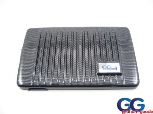 Ford focus rs mk carbon effect fuse box cover ggf
